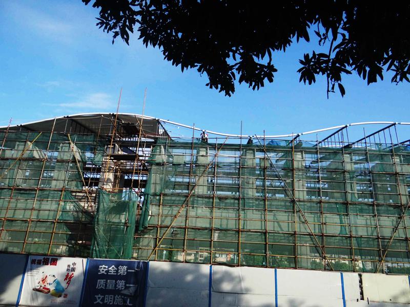 中山龙舟膜结构工程