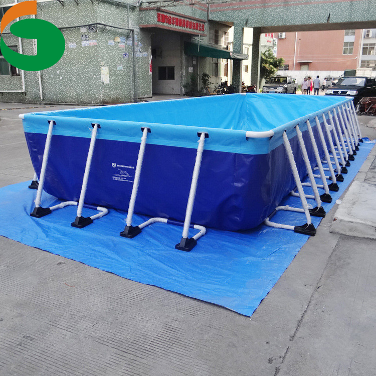 支架泳池-A型
